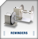 Datamax DPO78-2394-01 External Rewinder (For use with any Label Printer).  Rewinds labels up to 4.5 inches wide.