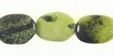 Jasper Green Oval 10x14mm