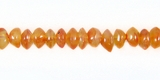 Carnelian Button 5mm