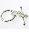 Sterling Silver Toggle Clasps