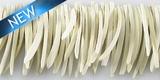 White Coco Sticks 10mm x 50mm Bleached