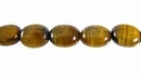 Tiger Eye Oval