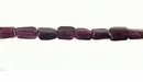 Garnet Square Stick 3x4x6mm