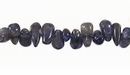 Iolite Briolette Beads 4.5x7-10mm