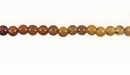 Hessonite Round 3mm