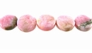 Light Pink Rhodochrosite Coin