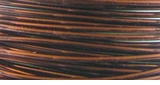 Brown Colourcraft 22Gauge