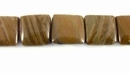 Square Riverstone Beads