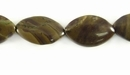 Marquise Oval  Riverstone Beads 12x20x5mm
