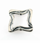 Twisted Square Bead Frame