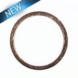 Brown Coco Ring 54mm w/ 50mm ID x 2.5mm Thick