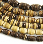 Oval Coco Beads
