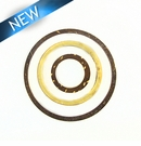 Coco Ring Set - Brown/White 48mm, 35mm, 20mm