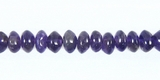 Amethyst Button 5-6mm