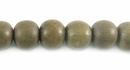 Round Graywood Beads 8mm