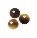 Tab Shell 13mm Round Top Hole 3mm