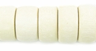 Pukalet  Whitewood Beads 15mm