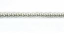 Round Silver Beads 3mm