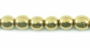 Round Brass Beads 6mm
