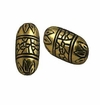 Brass Bead 14x30mm