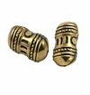 Brass Bead 17x32mm