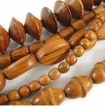 Bayong Wood Beads