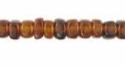 Golden Nugget Horn Beads 6mm