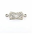 Sterling Silver Multi-Side Shape Link