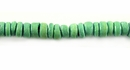 Green Round Coco Beads 4-5mm