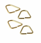 Gold Filled Open Triangle Jump Ring