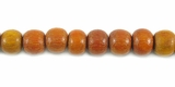 Round Redwood Beads 5mm