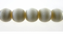 White Bone Round Beads 10mm
