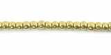 Round Brass Beads 3mm