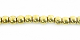 Round Brass Beads 4mm