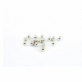 Silver Crimp Beads 1 Oz Pack