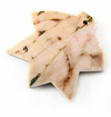 Green Shell-Cracking Maple Leaf Pendant