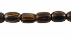 Oval Old Palmwood Beads