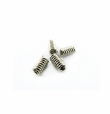 Nickel Plated Spring Spacers 2.2mm