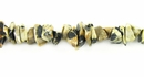 Dalmation Jasper Chip Beads 5-8mm