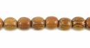 Round Bayong Wood Beads 6mm