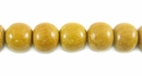 Round Nangka  Wood Beads 8mm
