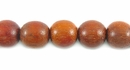 Round Redwood Beads 8mm