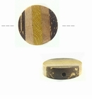 Round Disc Coco, Rosewood, Robles & Nangka Combination