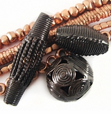 Metalcast Copper Beads