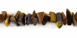 Tiger Eye Chip Beads 5-8mm