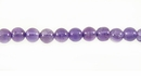 Smooth Round Amethyst Beads 4-4.5mm