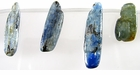 Kyanite Blue Marquise Beads