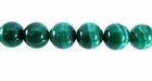 Malachite Round Beads 8mm