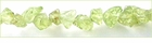 Peridot Chip Beads 4-6mm