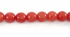 Rhodochrosite Round Beads 8mm